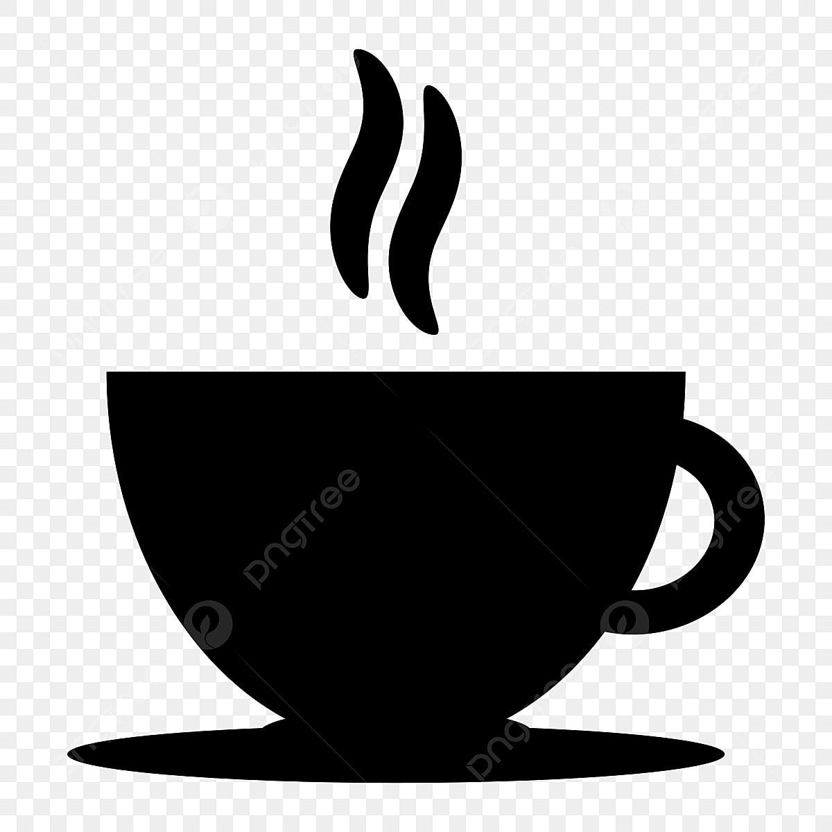 кружка кофе значок
