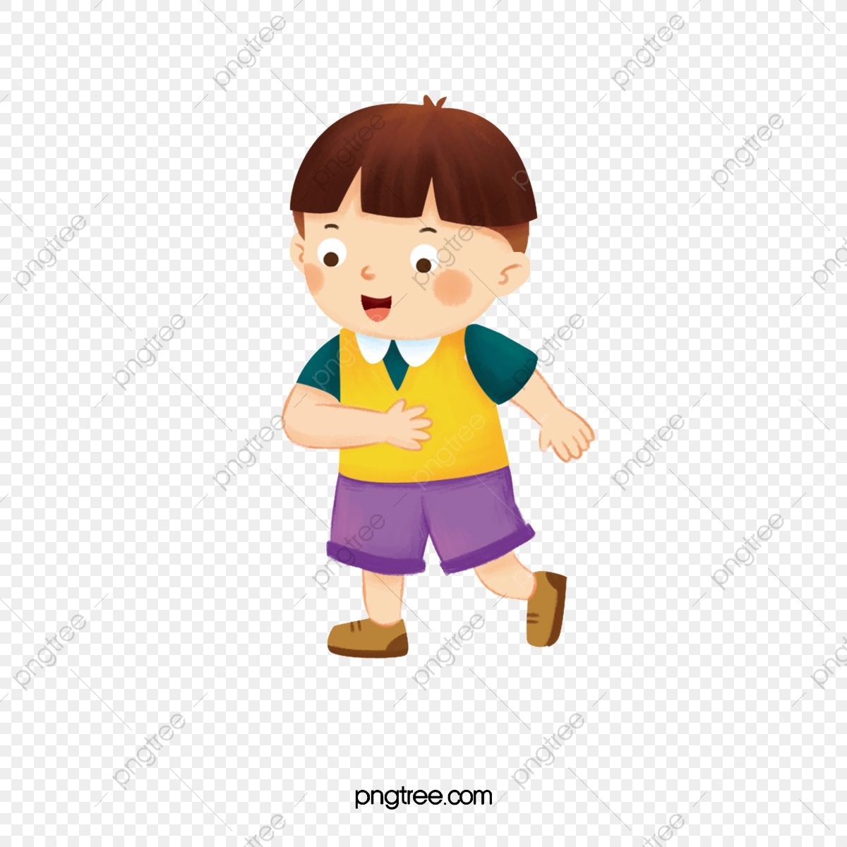 Cute Big Eyes Boy Schoolboy Lovely Big Eyes Boy Png Transparent