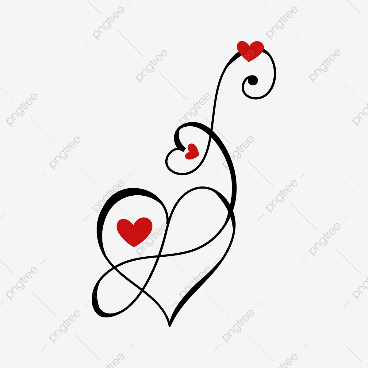 Love The Sign.Love Heart With The Sign Of Infinity Love Heart Heart