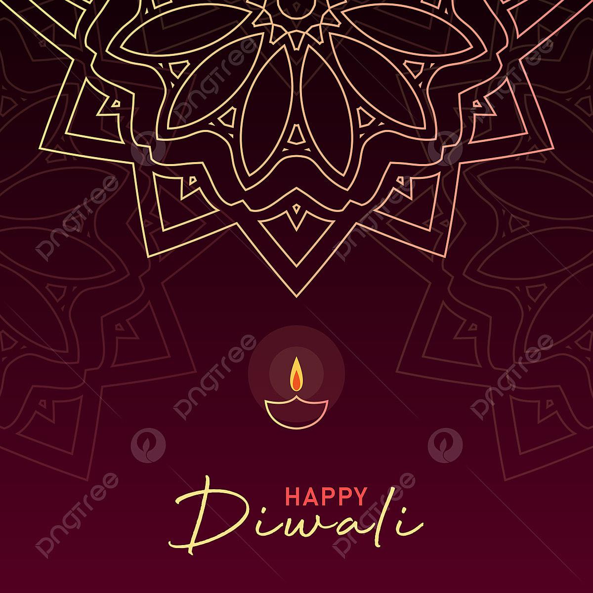 Simple And Elegant Line Art Happy Diwali Vector Design Simple Lineart Diwali Png And Vector With Transparent Background For Free Download,Teenage Girl Latest Bridal Lehenga Designs 2020 For Wedding