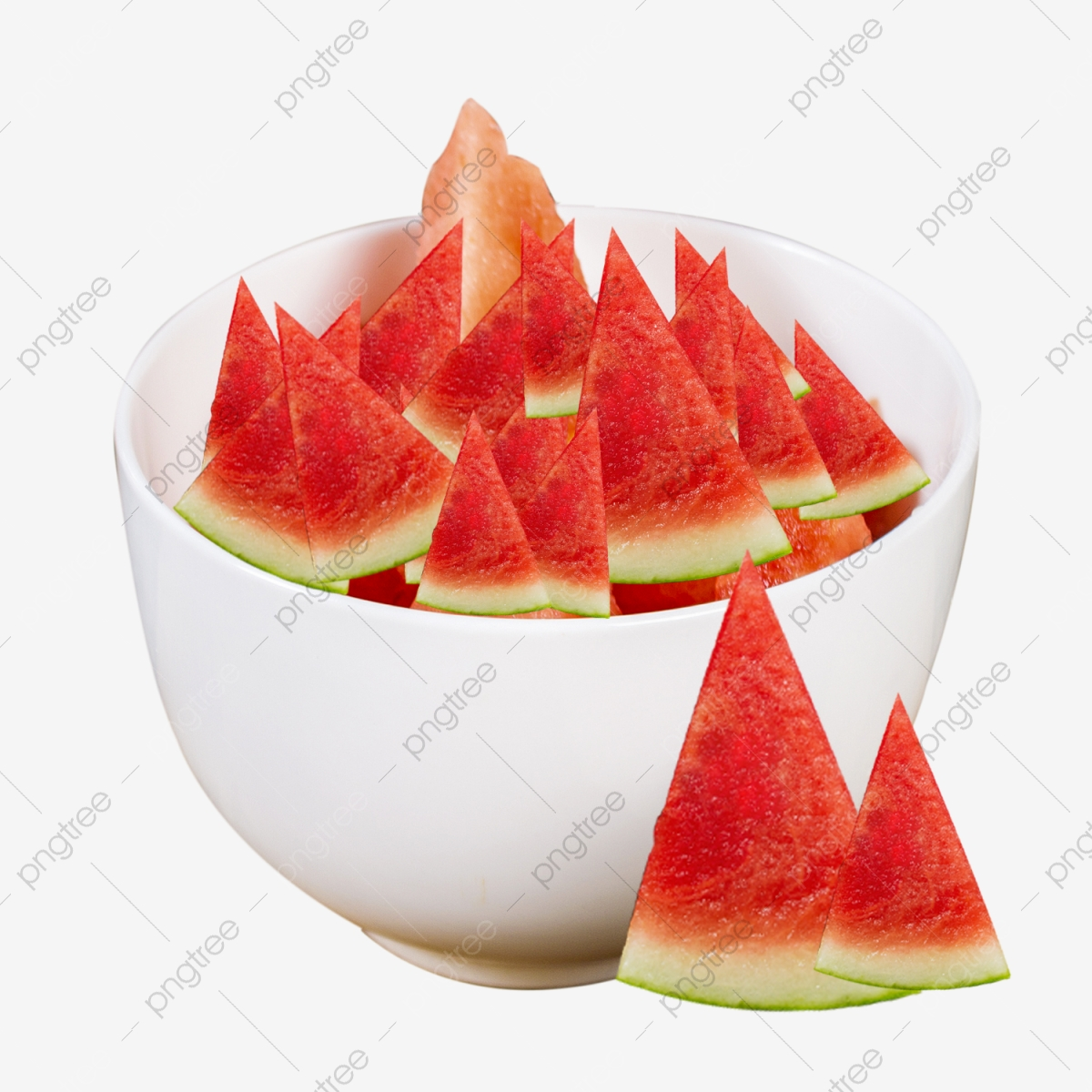 Watermelon Slice On Bowl Watermelon Clipart Sweet Fresh Png Transparent Clipart Image And Psd File For Free Download