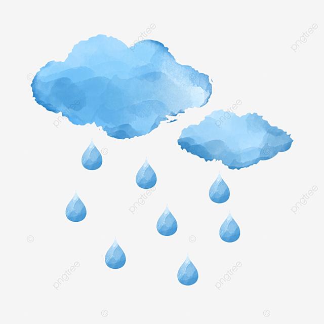 gambar awan cat air hujan awan hujan biru biru cat air awan png dan psd untuk muat turun percuma awan cat air hujan awan hujan biru