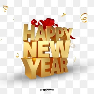 Happy New Year 2021 Gold Clipart 2021 New Year Png Transparent Clipart Image And Psd File For Free Download