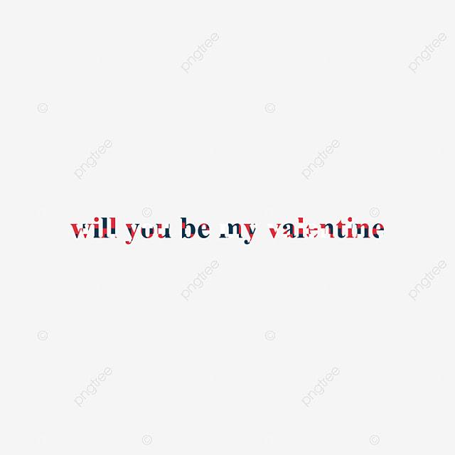 Rojo Serías Mi San Valentín Frase Tartán Textura Letras Text