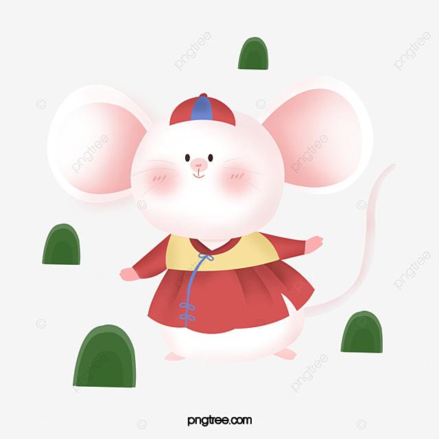 Gambar 2020 Gambar Kartun Zodiak Tikus Lucu Clipart Mouse Tahun Baru 2020 Png Transparan Clipart Dan File Psd Untuk Unduh Gratis