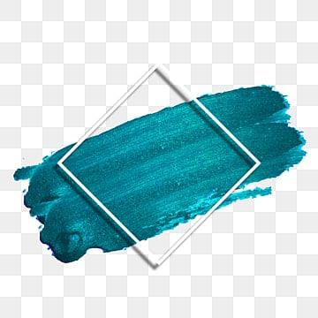 художественная рамка мазка кистью png элемент, художественный клипарт, Аннотация, граница PNG и PSD