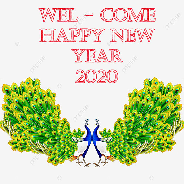 Happy New Year 2020 Special Graphic Png Image And Logo