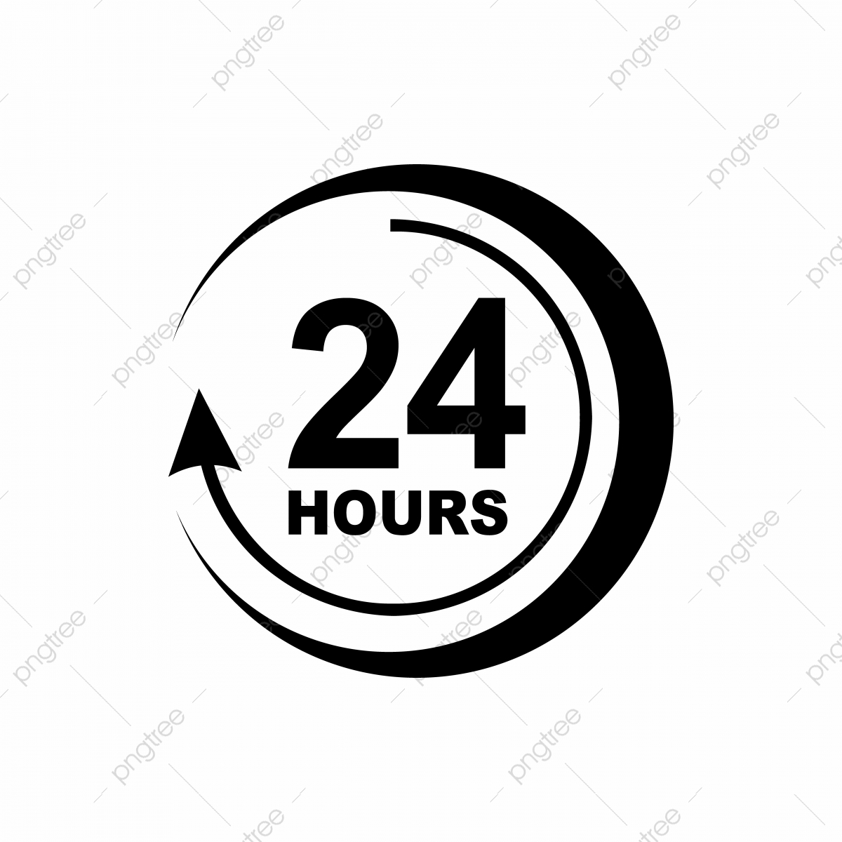24 hours png images vector and psd files free download on pngtree https pngtree com freepng 24 hours support icon simple style 5080354 html