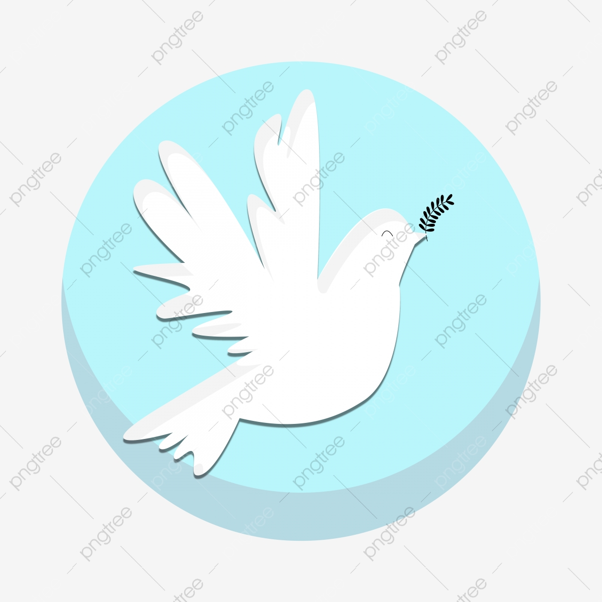 Dove Clipart Png Images Vector And Psd Files Free Download On Pngtree