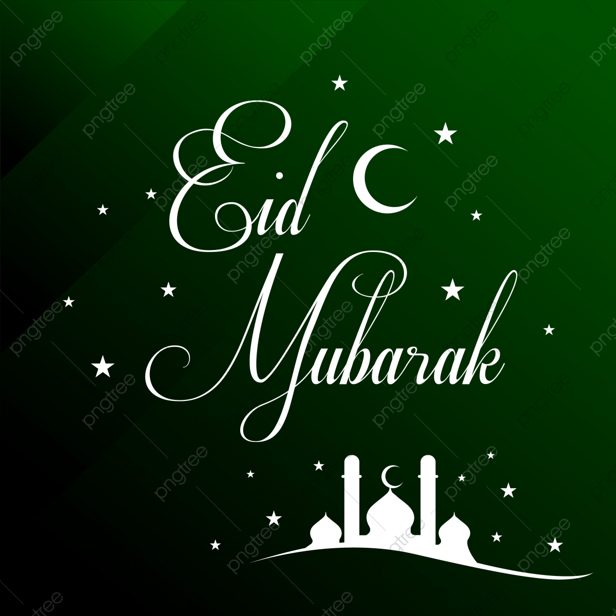 Islamic Holy Eid Al Fitr Eid Mubarak Celebrations Greetings Vect Allah Arabic Art Png And Vector With Transparent Background For Free Download