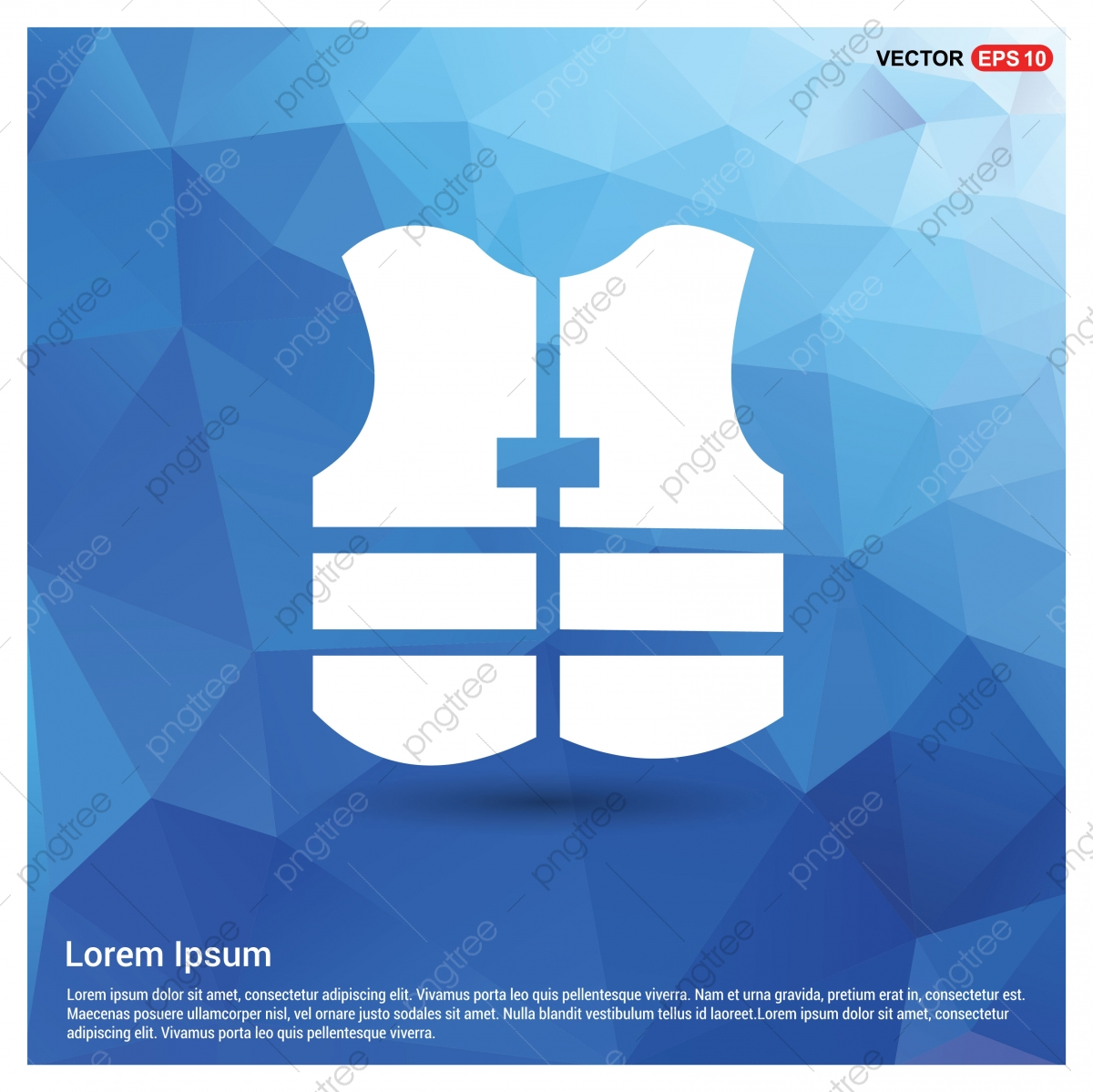 Life Jacket Life Vest Icon Png And Vector With Transparent Background For Free Download