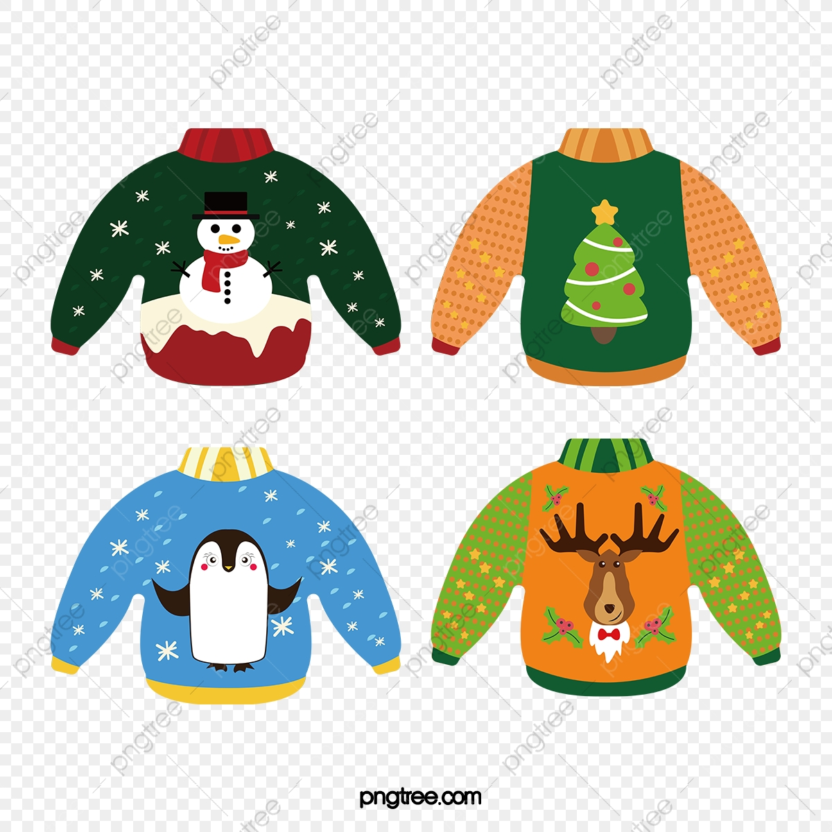 Christmas Sweater Png Vector Psd And Clipart With Transparent Background For Free Download Pngtree