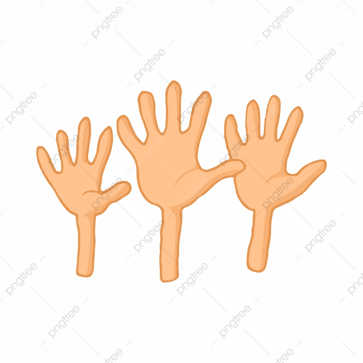 Raise Hands Png Images Vector And Psd Files Free Download On Pngtree Please use and share these clipart pictures with your friends. https pngtree com freepng open empty raising hands to ask for something icon 5084604 html