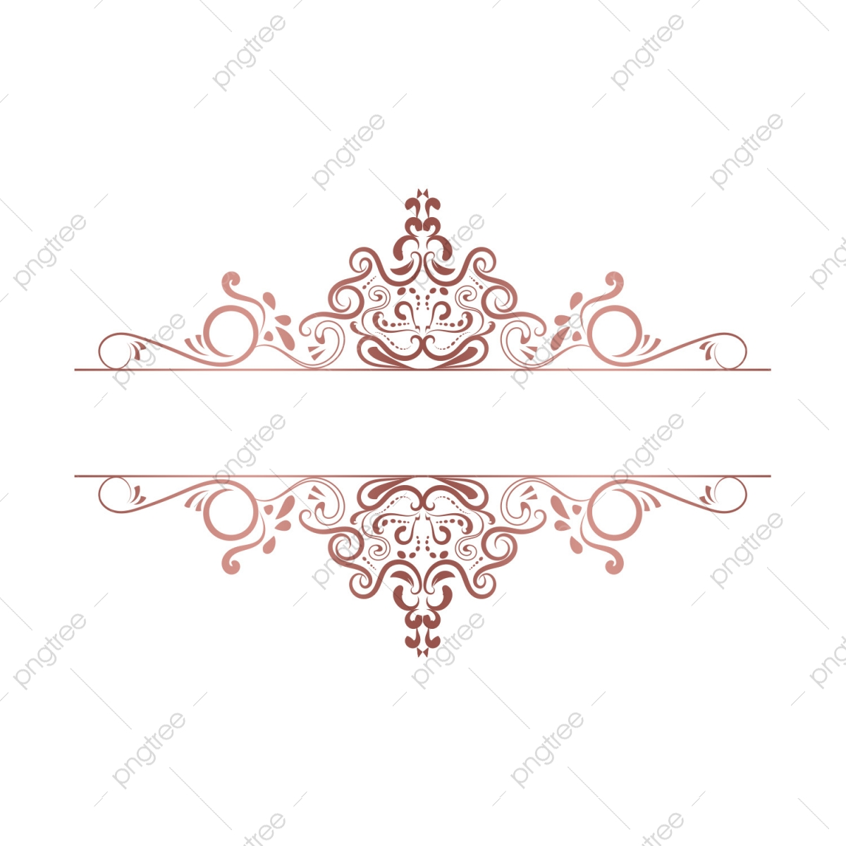 Vintage Border Png Images Vector And Psd Files Free Download On Pngtree