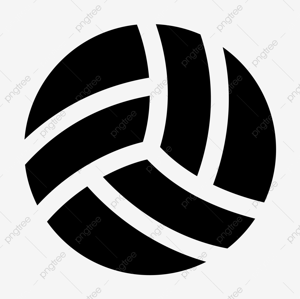 Volleyball Ball Glyph Icon Vector Ball Icons Volleyball Icons Volleyball Png And Vector With Transparent Background For Free Download