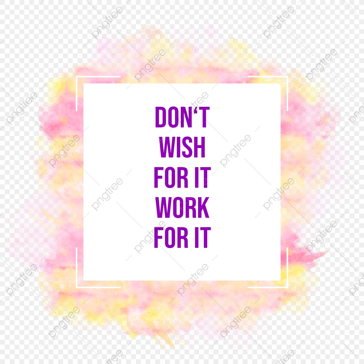 Inspirational Quotes PNG Images  Vector and PSD Files  Free