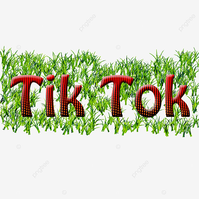 Fuente Tik Tok 3d Dot Text Effect Psd Para Descarga Gratuita