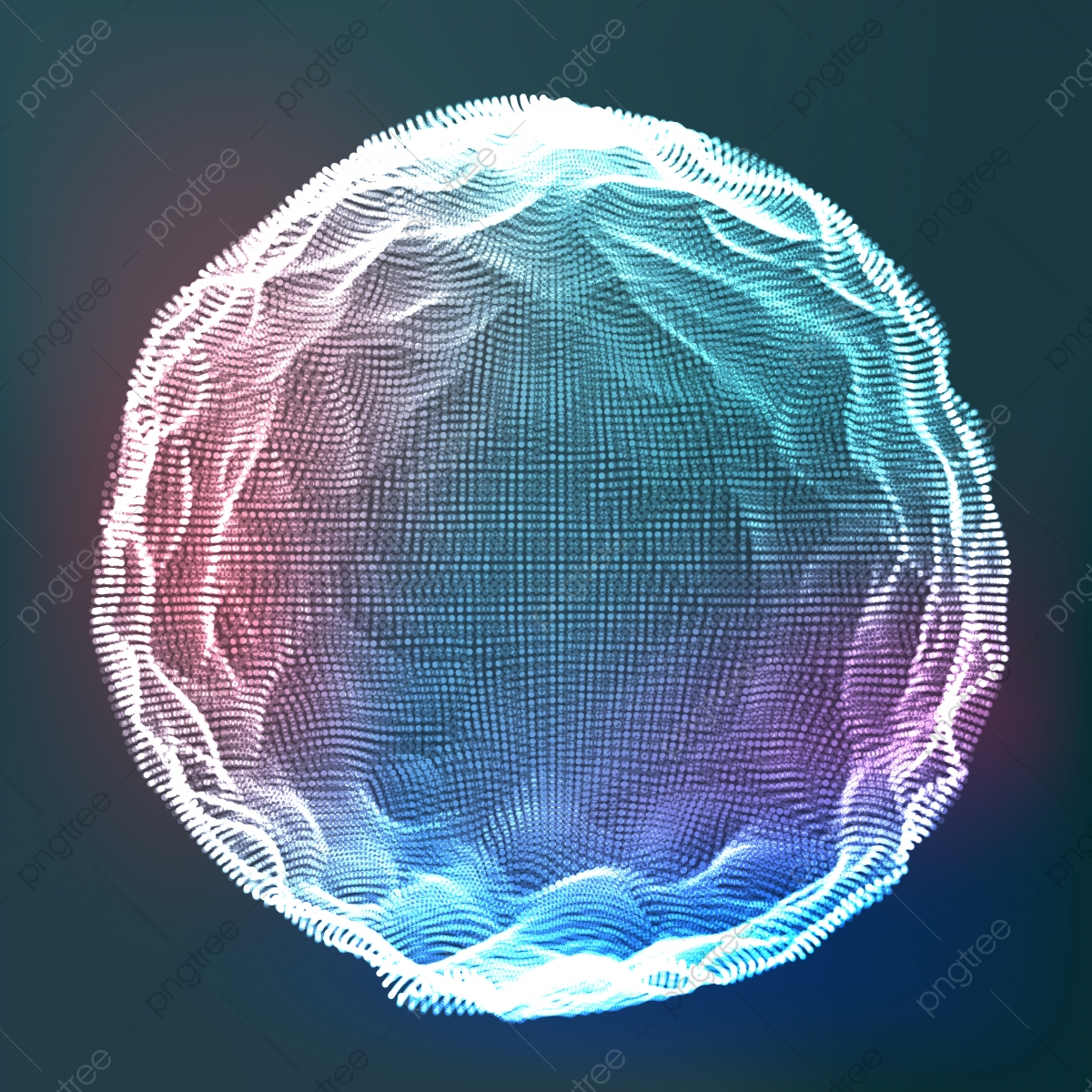 glowing abstract sphere vector data wireframe explosion flowing particles  illustration, science, signal, stream png and vector with transparent  background for free download  pngtree
