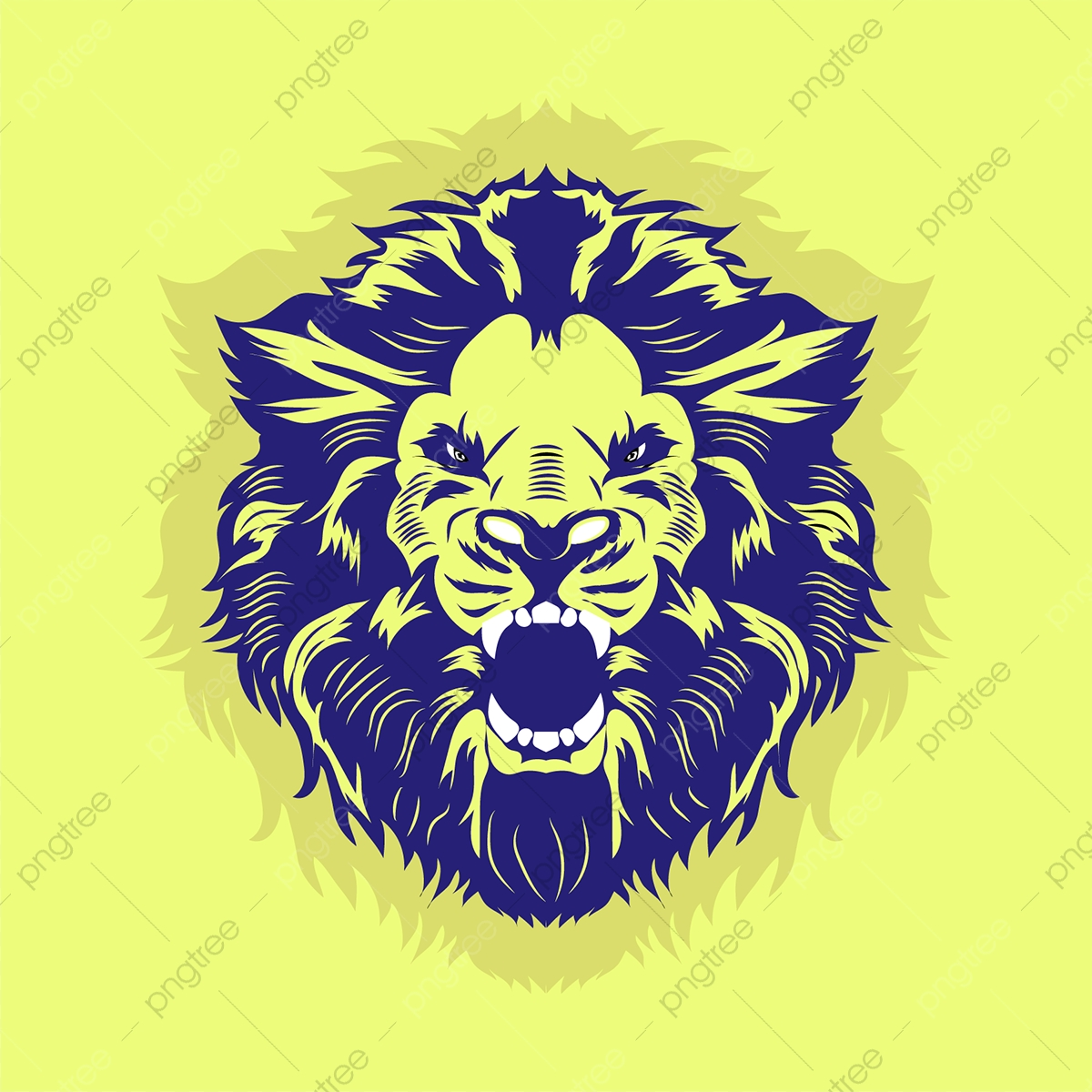 distro png images vector and psd files free download on pngtree https pngtree com freepng lineart blue lion king 5103402 html