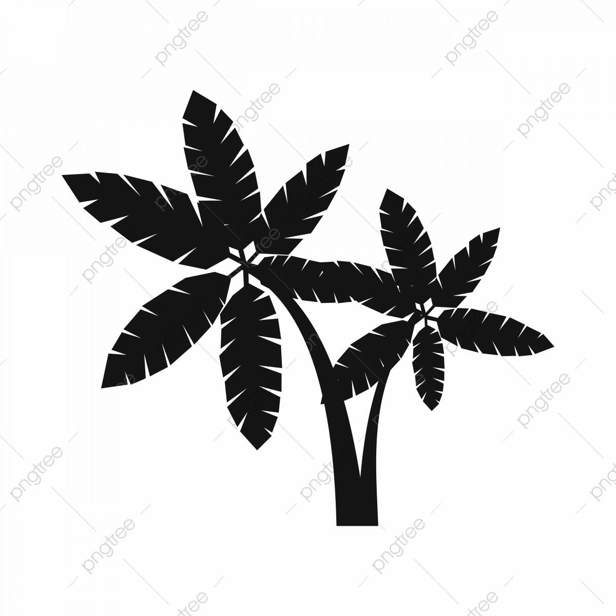 Palma Icon Simple Style, Palma, Icon, Simple PNG and Vector with ...