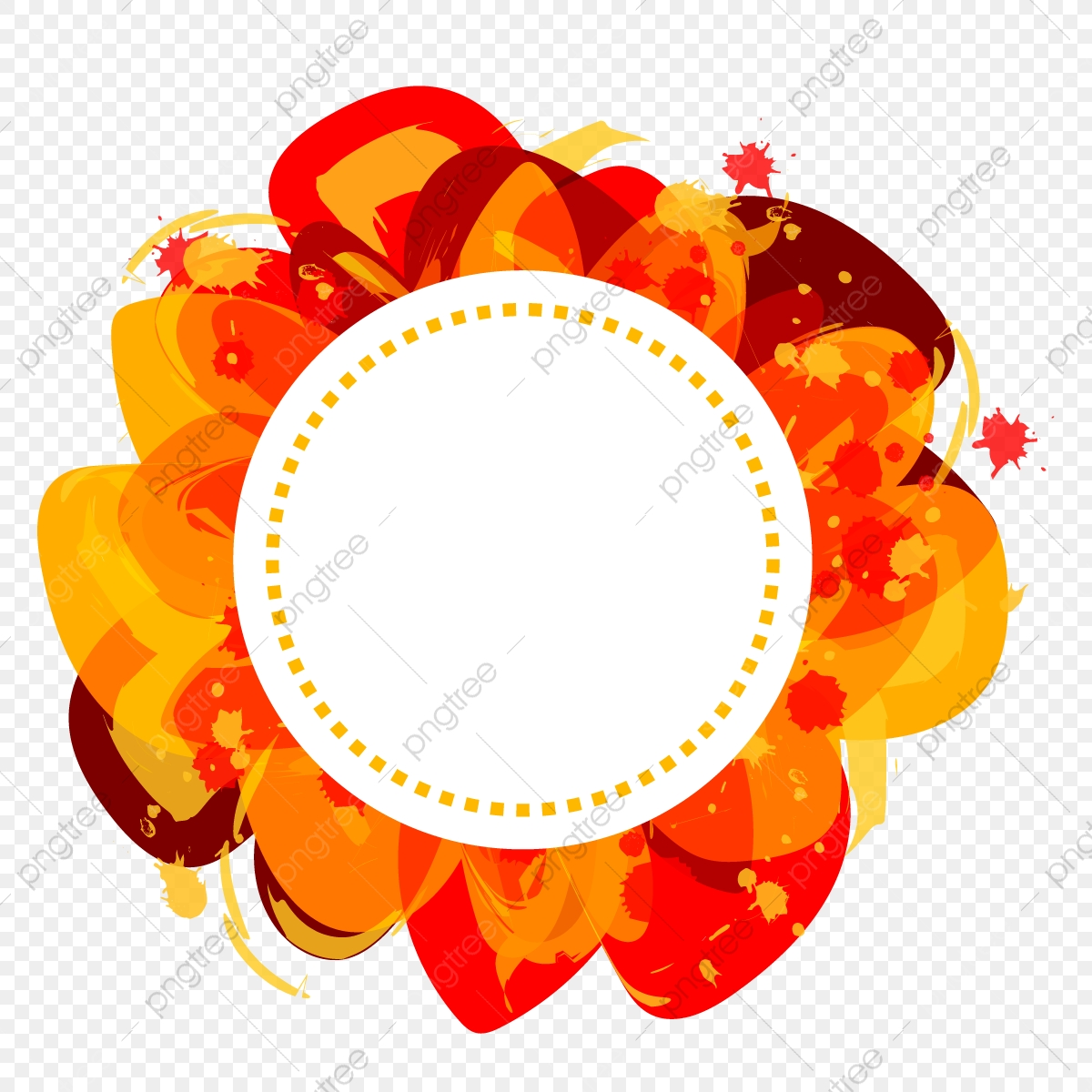 Round Border Png Images Vector And Psd Files Free Download On Pngtree