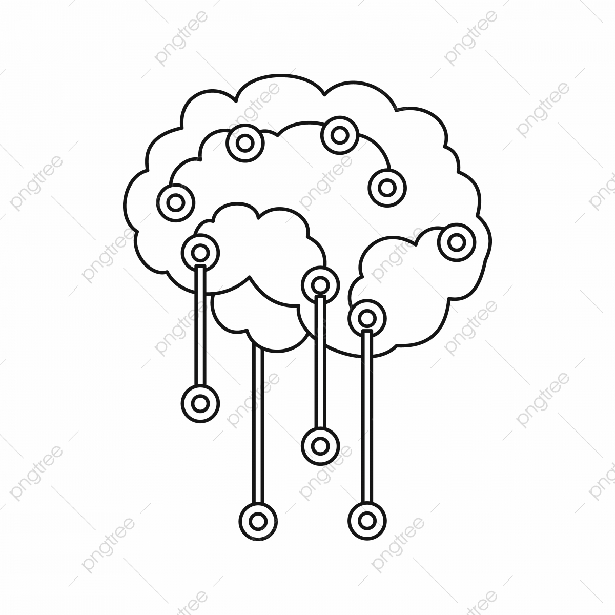 Sensors On Human Brain Icon Outline Style Brain Icons Human Icons Style Icons Png And Vector With Transparent Background For Free Download Thin line black bored human icon, flat vector simple element illustration from editable feelings. https pngtree com freepng sensors on human brain icon outline style 5146958 html