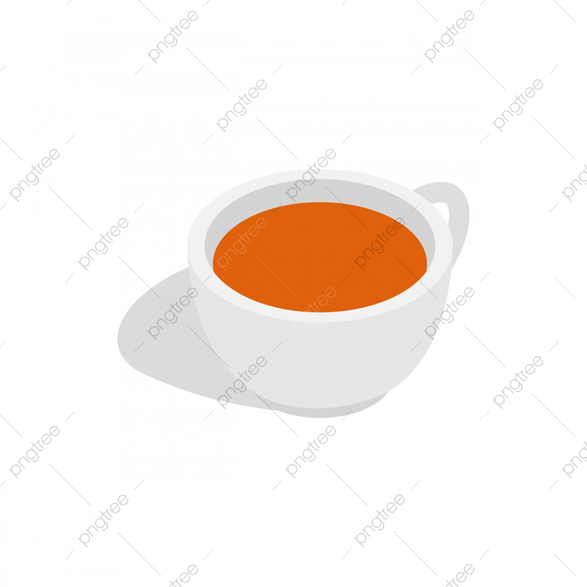 Download Tea Icon White