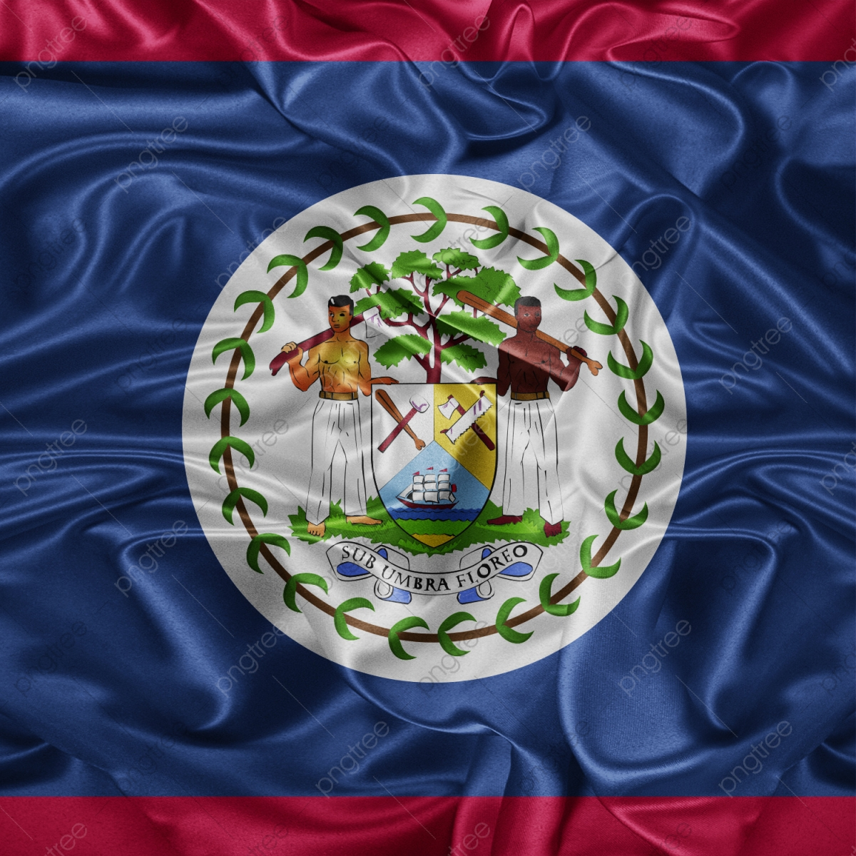 Belize Flag 3d Png Images Vector And Psd Files Free Download On Pngtree