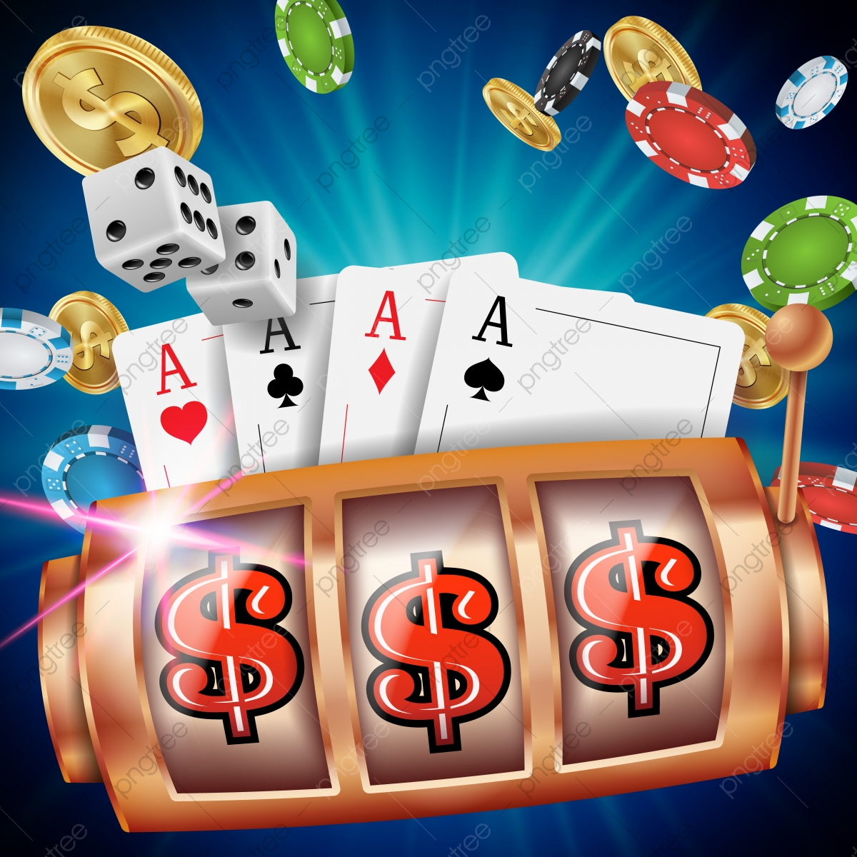 Casino Slot Machine Banner Vector Spin Wheel Brochure Casino Concept With  Slot Machine Illustration, Picture, Red, Scene PNG and Vector with  Transparent Background for Free Download