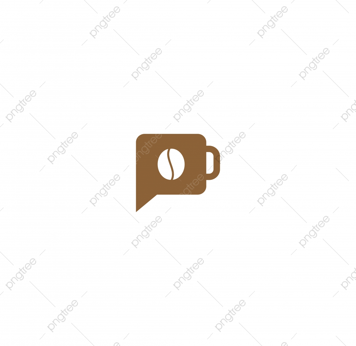 Coffee Chat Graphic Design Template Simple Illustration Tell Speak Communicate Png And Vector With Transparent Background For Free Download