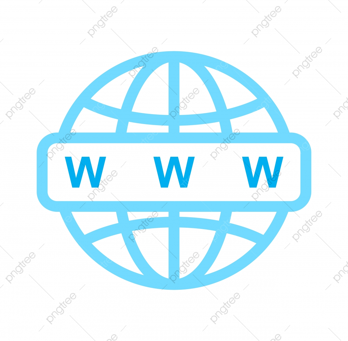 Internet Icon Isolated On Abstract Background, Global ...