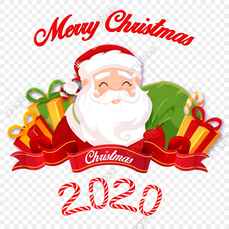 Christmas 2020 Graphic Transparent Merry Christmas Flat Design 2020, Merry Christmas, Christmas 2020