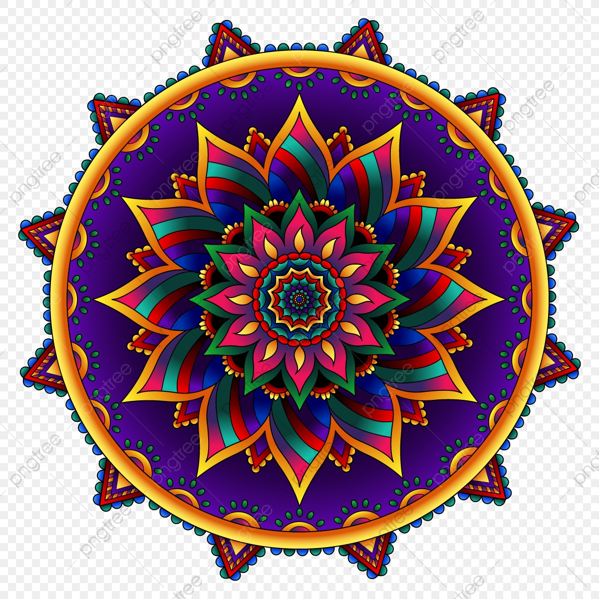 Rangoli Png Vector Psd And Clipart With Transparent Background For Free Download Pngtree