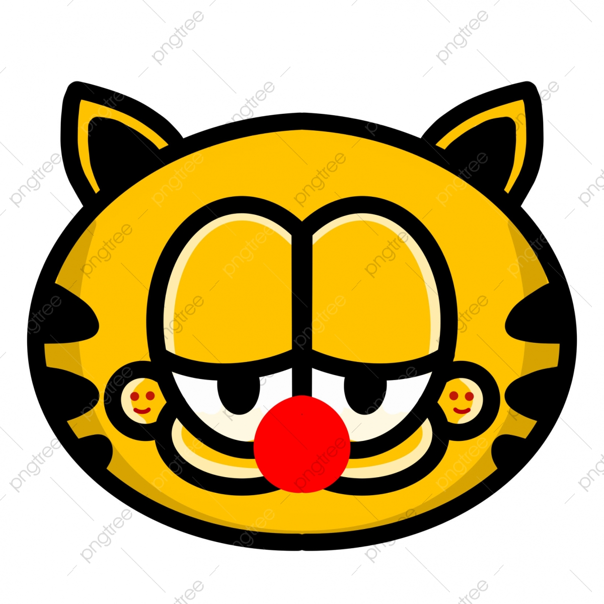Cat Garfield Character Garfield Cat Cute Cat Png Transparent Clipart Image And Psd File For Free Download