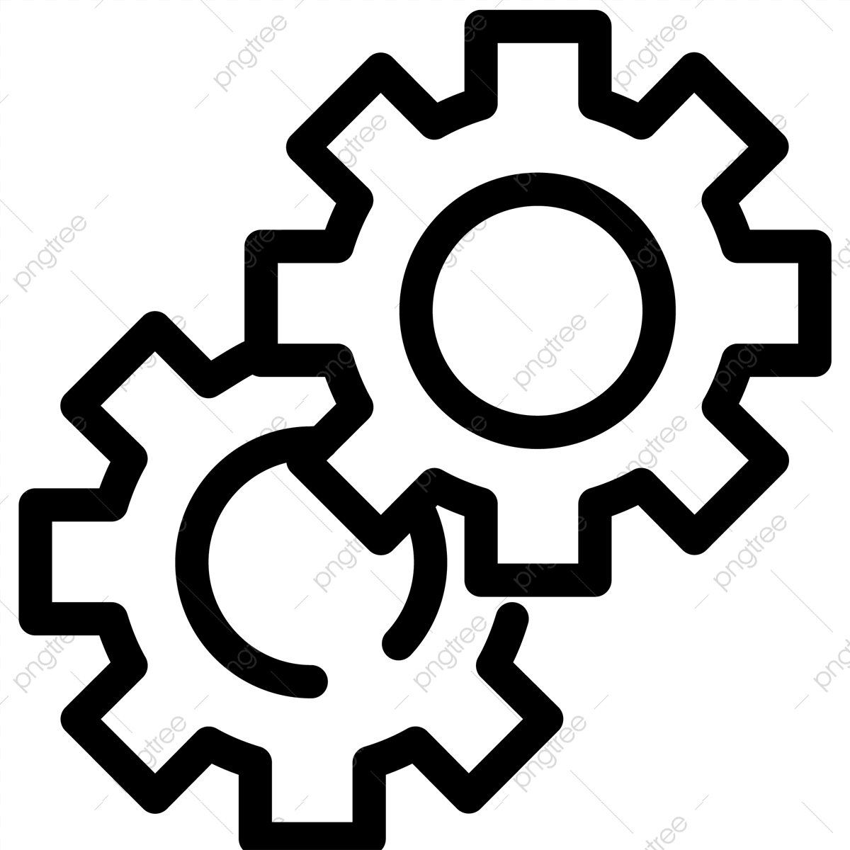 Tool Icon Steel Technical Sprocket Png Transparent Clipart Image And Psd File For Free Download