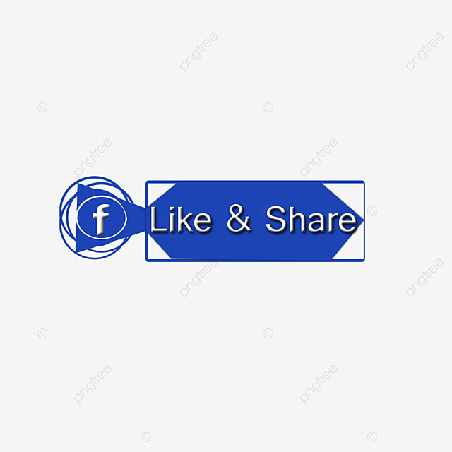 Clip Art Clip Art For Facebook - Like And Share Icon Png Transparent Png -  Full Size Clipart (#70585) - PinClipart