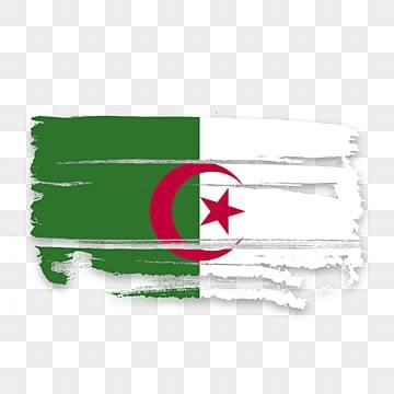 علم الجزائر متحرك