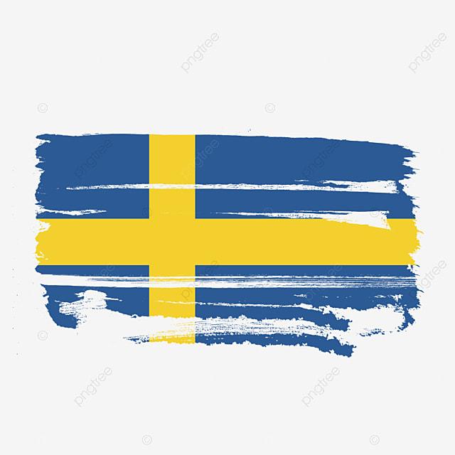 Bandera De Suecia Png