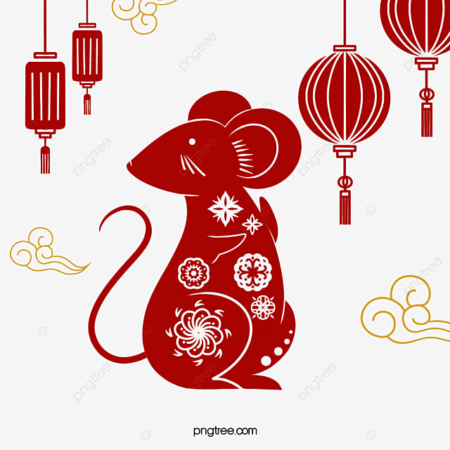 chinese style classical mouse