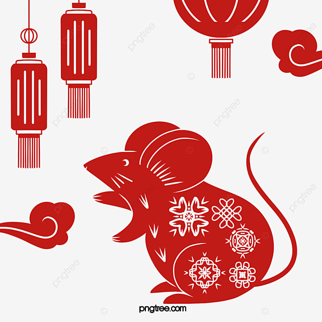 chinese wind mouse