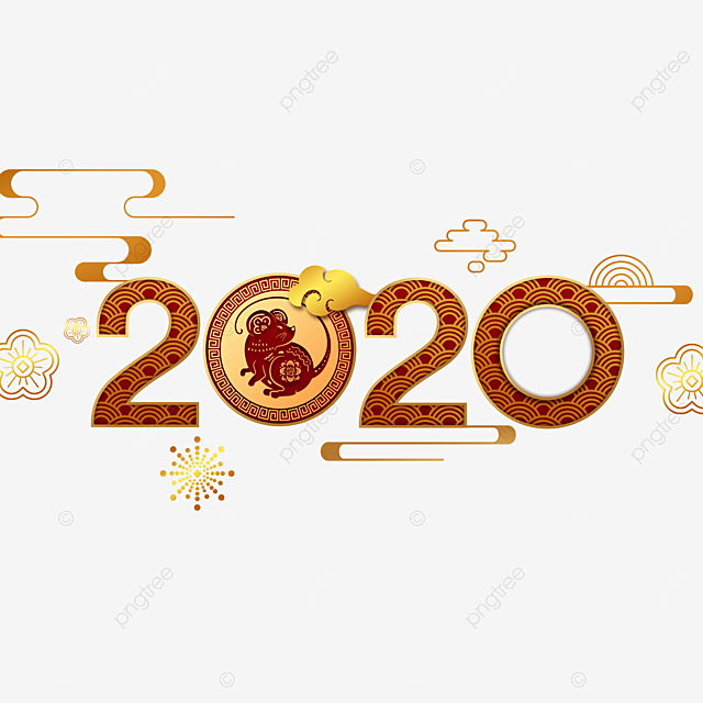 festive new year wishes 2020