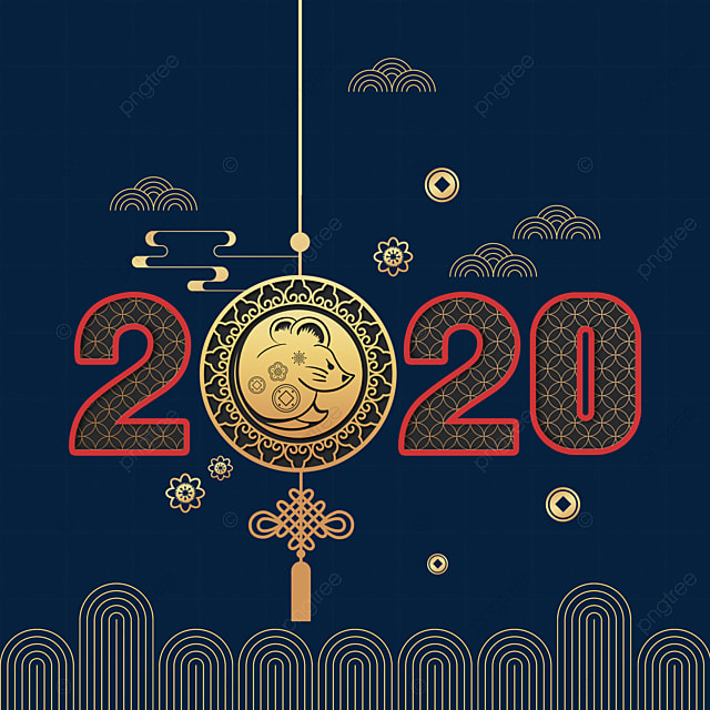 year of the rat 2020 happy new year