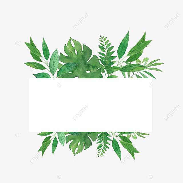 bingkai bunga hijau cat air bunga pernikahan png transparan gambar clipart dan file psd untuk unduh gratis bingkai bunga hijau cat air bunga