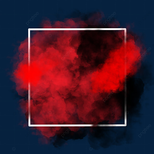 Download Red Smoke Png Black Background