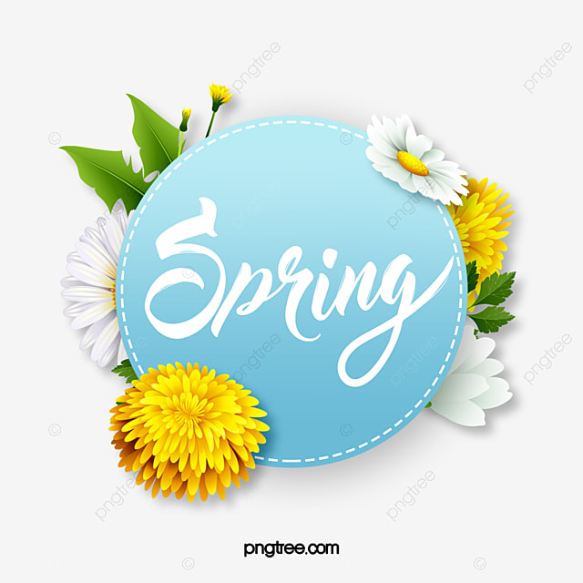 spring three dimensional paper cut flower plant