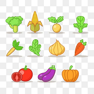 Vegetables Clipart Png Images Vector And Psd Files Free Download On Pngtree
