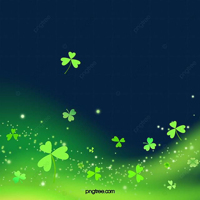 st patrick s day fantasy green beam
