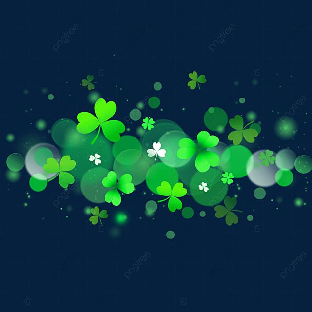 st patrick s day shamrock green flare