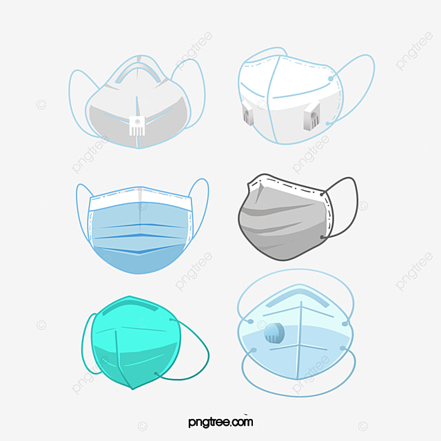 medical mask kind elements