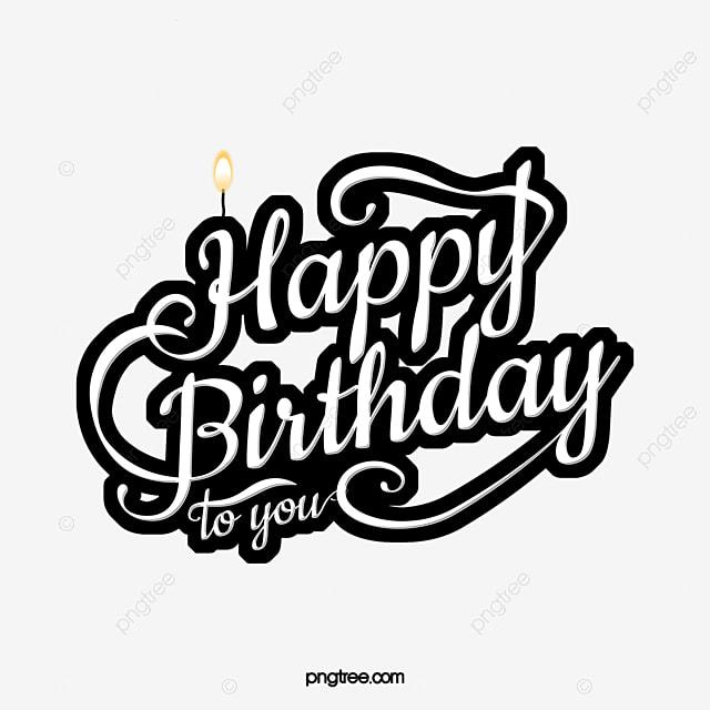 birthday ceremony font